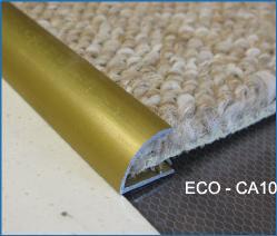 Tile carpet transition threshold strip carpet door for Seuil de porte sur mesure