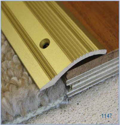 Tile Carpet Transition Joint Cover Strip Carpet Trim Strip
