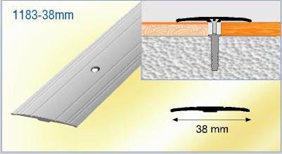 Alüminyum kapı eşik çıtası