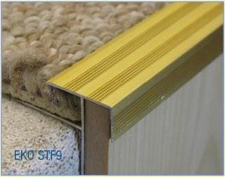 Carpet trim-Z carpet bar door strip-laminate wood floor trim